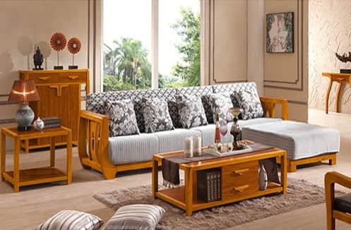 Làm đệm ghế gỗ giá bao nhiêu từ bông ép?